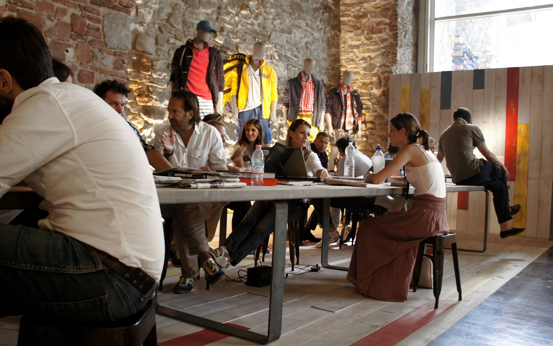 Pitti Immagine Uomo - Spring Summer 2012