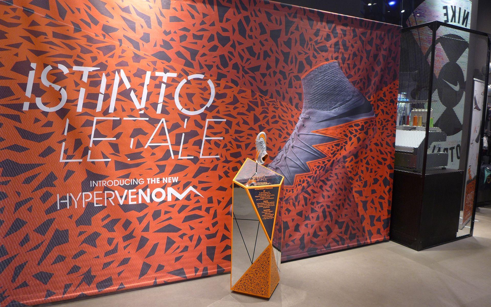Hypervenom II unveil @ Roma Corso