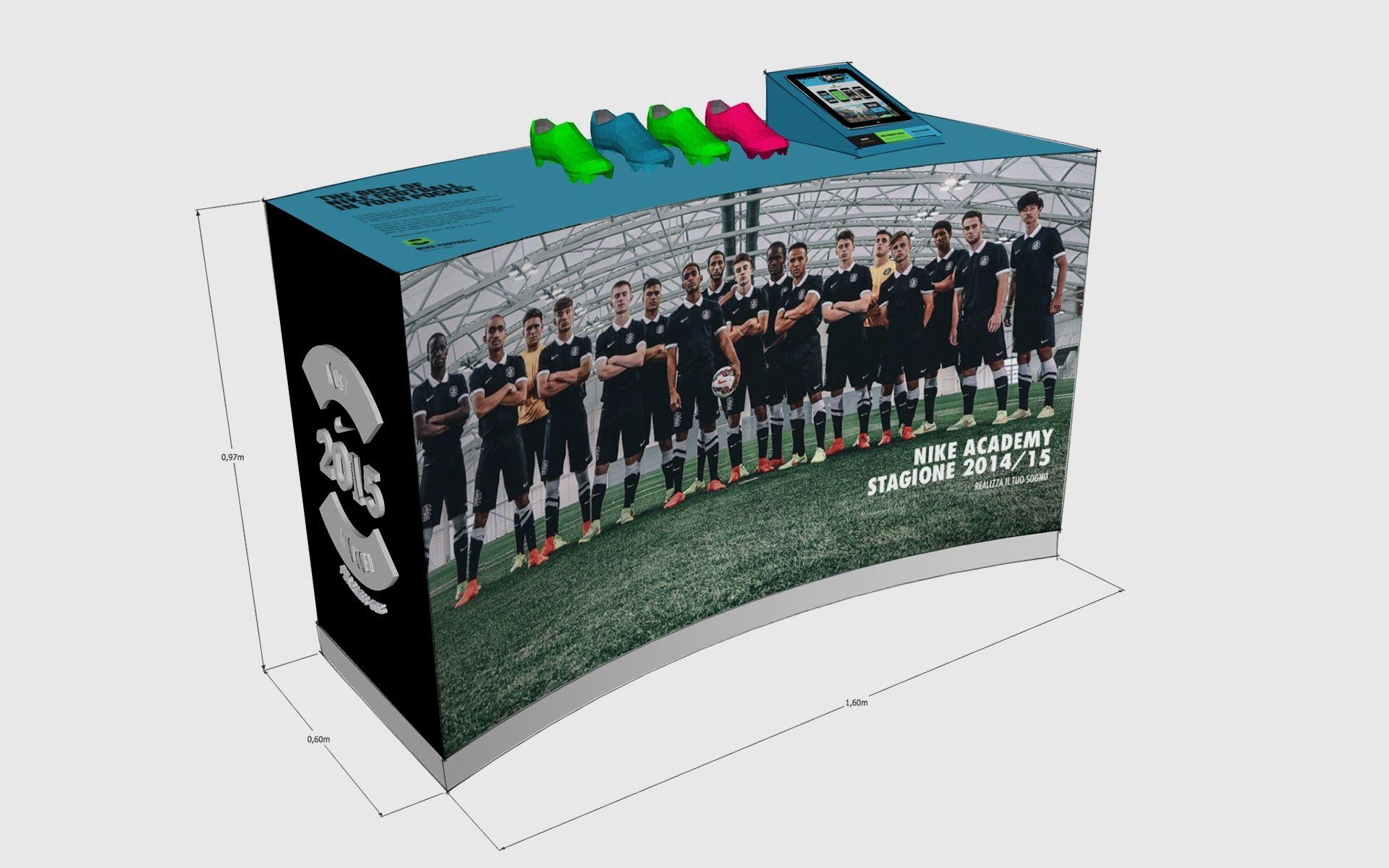 Football Desk 'Large'