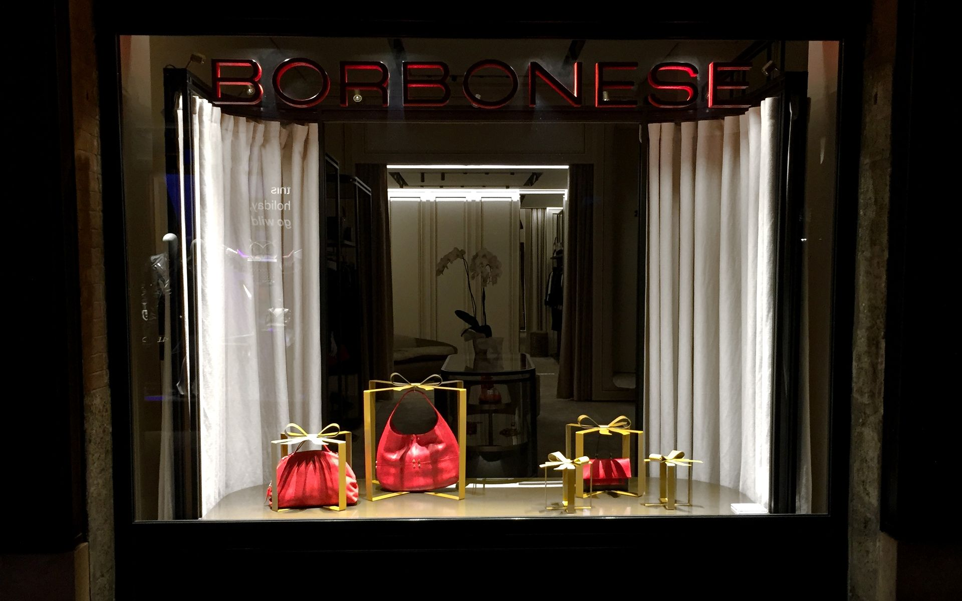Christmas Window - Fall 2015