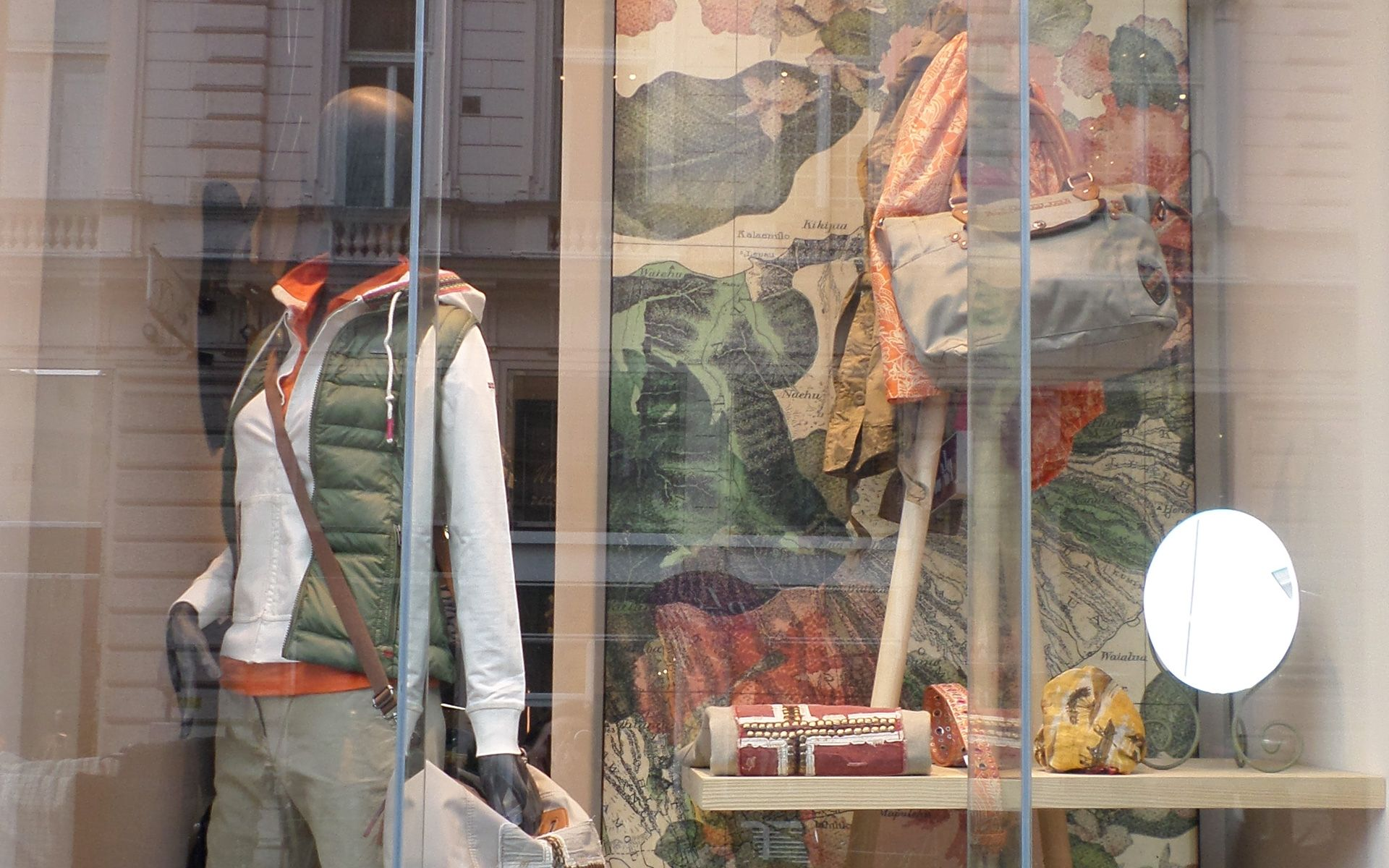 Window Display - Spring 2015