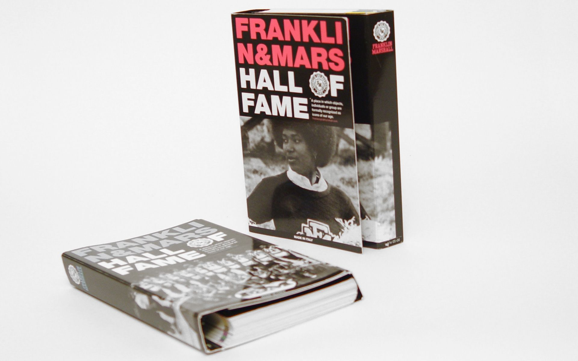 Hall of Fame supports