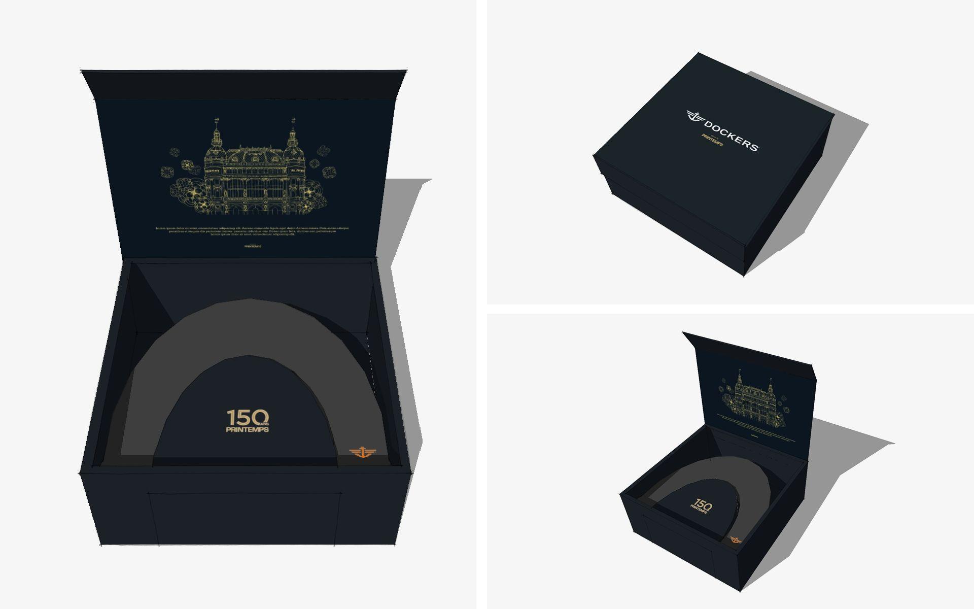 Special Pack X 150 Ans Printemps