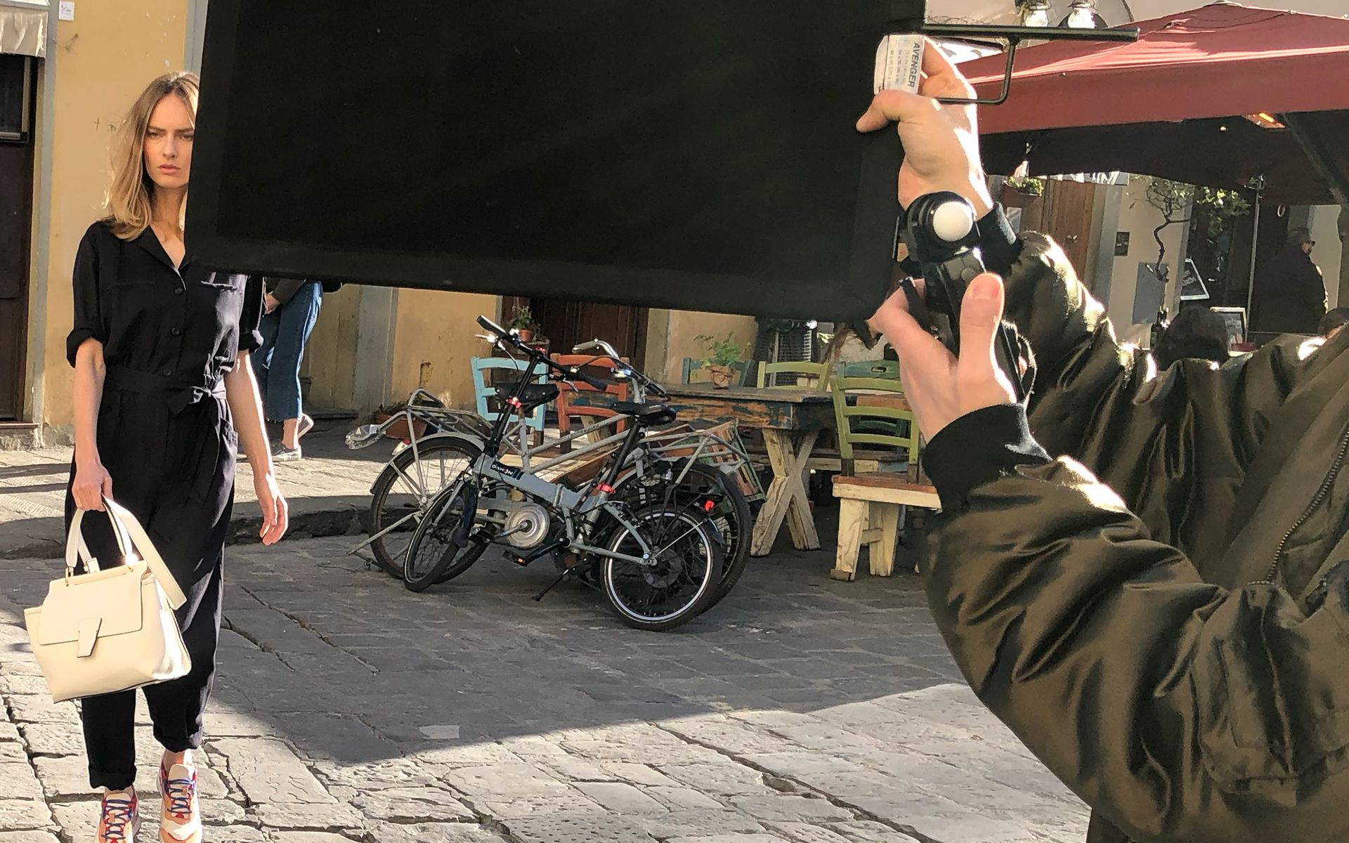 Shooting - Spring Summer 2019